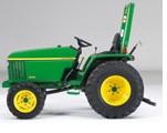 Tractor modelo John Deere 3005 - 27 HP