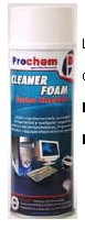 Cleaner foam