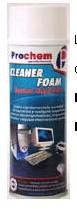Cleaner foam