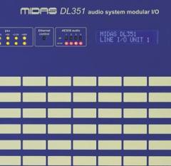 Modular I/O DL351
