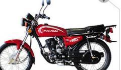 Carretera motocicleta clásica