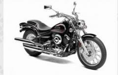 Motocicletas clásica modelo XVS-650