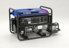 Generadores modelo YAMAHA EF-6600DE