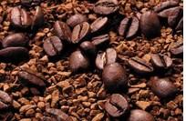 Frijoles negros café