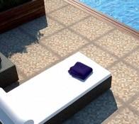 Azulejos para el uso al aire libre