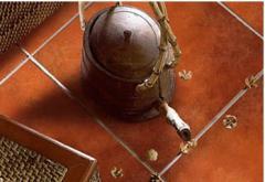 Las baldosas de cerámica para la cocina