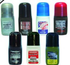 Desodorantes marco Maxus