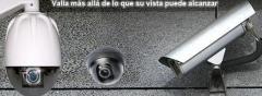 Las cámaras de seguridad