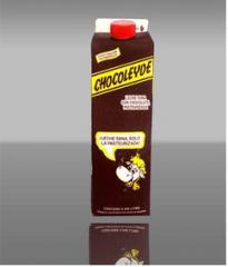 Tome leche con cacao