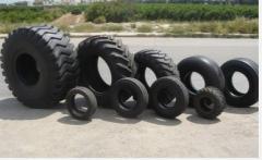 Ruedas, neumáticos