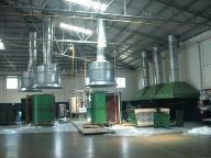 Campanas industriales