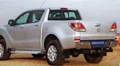 Pick-ap modelo Mazda BT-50