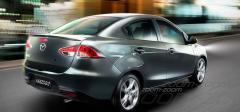 Coche modelo Mazda2