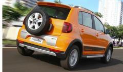 Crossover VW Crossfox