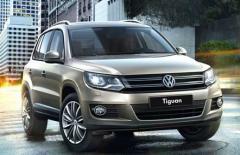 SUV VW Tiguan