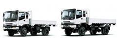 Vehiculos carga Isuzu series F
