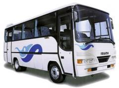 Autobús de pasajeros Isuzu
