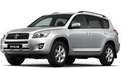Crossover Toyota RAV4