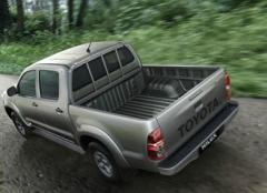 Vehiculos pick-up Toyota Hilux 4x4