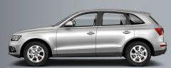 Car SUV modelo Audi Q5
