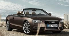 Car cabrio Audi A5
