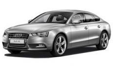 Car hatchback modelo Audi A5 sportback