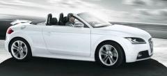 Car cuope-cabrio modelo Audi TT Roadster
