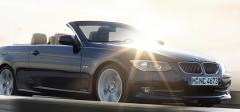 Coche coupe cabriolet BMW 3 series