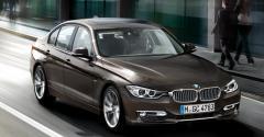 Coche sedan BMW 3 series