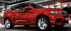 Coche SUV BMW X6 M
