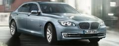 Coche hibrido BMW 7 series ActiveHybrid