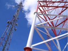 Estructuras metálicas telecomunicaciones