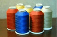 Embroidery threads