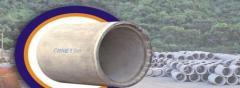 Tubos de hormigón