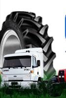 Neumáticos para las máquinas agrícolas