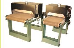 Pad and screen printing dryers