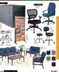 Las sillas de oficina