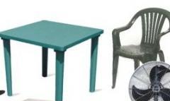 Muebles de plástico
