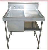 Fabricación de mesas de acero inoxidable