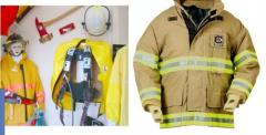 Ropa de protección para bomberos