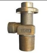 Valvula para cilindro de gas