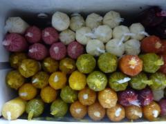 Pulpa de fruta natural