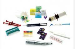 Herramienta dental kits