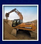 Excavadoras series CX210B