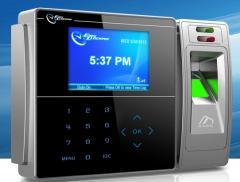 Sistema de Asistencia Biométrico