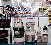 Materiales inflamables-lubricantes