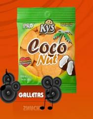 Galleta Coconut
