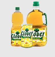 Aceite con maíz clover brand
