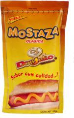 Mostaza Doy Pack 4 onz