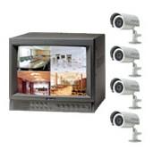 CCTV systems modelo FAS-1404